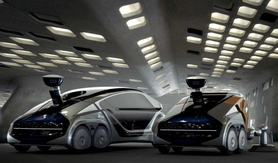 CityBot va asigura atat transportul cat si serviciile necesare in mediul urban.