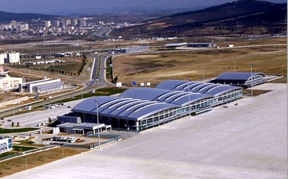 Nici un seism nu poate afecta noul terminal al Aeroportului Sabiha Gökçen din Istanbul.