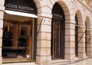 Magazin Louis Vuitton